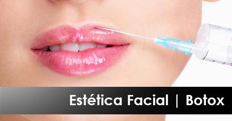 Estética Facial / Botox preenchedores